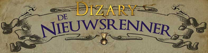 de Dizary nieuwsrenner header