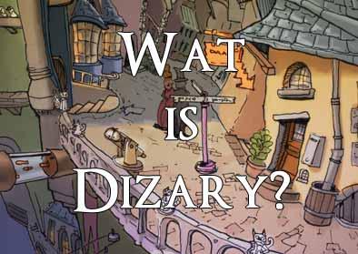 wat is dizary het levende systeem patrick berkhof