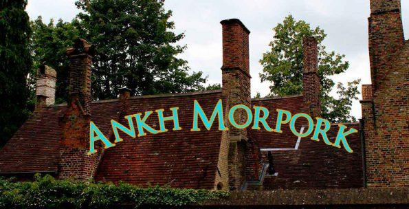 Ankh morpork bestaat echt en heet Brugge