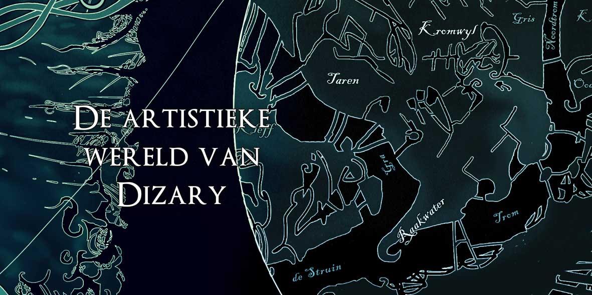 De artistieke wereld van Dizary