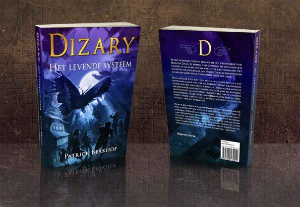 Paperback van het boek Dizary Het Levende systeem