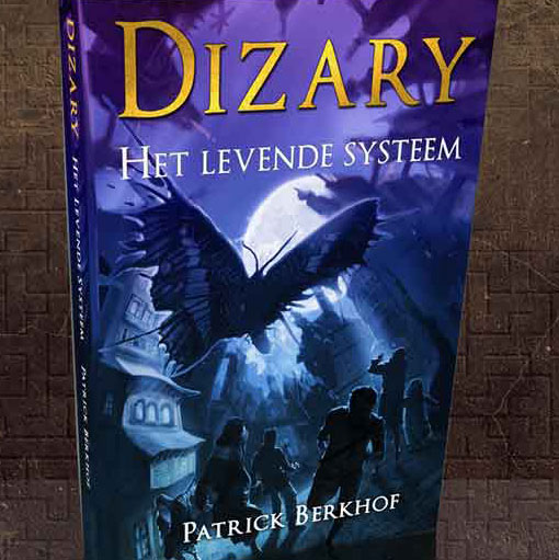 Paperback Dizary het levende systeem