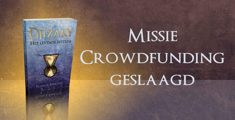 Crowdfunding geslaagd