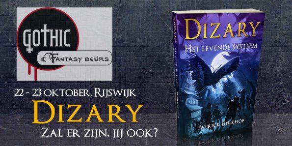 Gothic fantasy beurs broodfabriek Rijswijk 22 en 23 oktober 2016