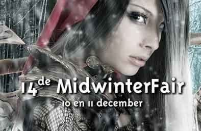 Dit weekend is de Midwinter Fair 2016 in het Archeon