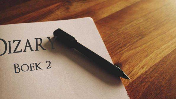 Werk aan boek 2