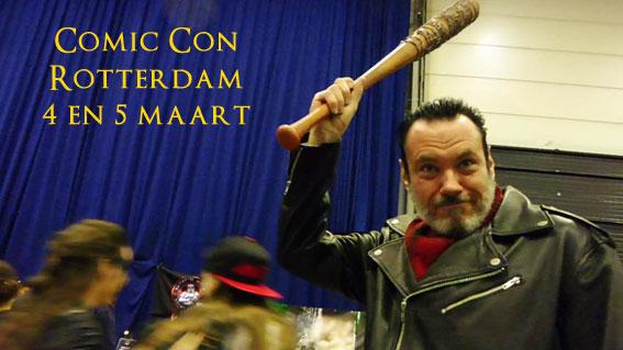 Comic Con Rotterdam 2017