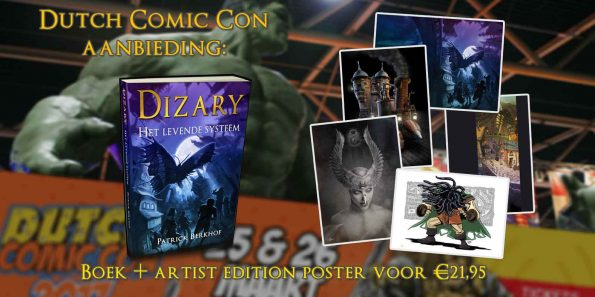Dutch Comic Con nieuws