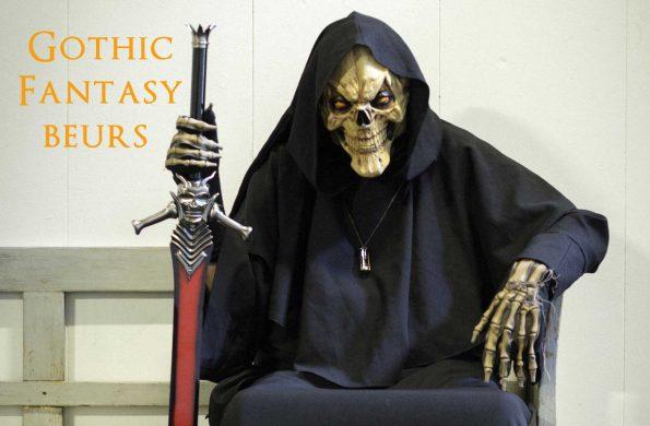 Gothic Fantasy beurs weer betoverend leuk