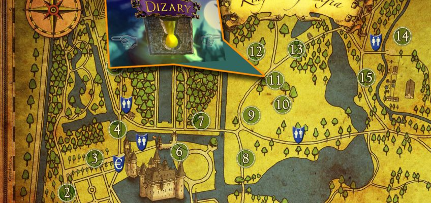 dizary op eflia kasteel de haar fantasy fair