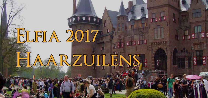 elfia haarzuilens fantasy fair 2017 kasteel de haar
