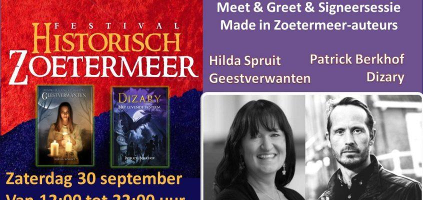 Dizary op Historisch Zoetermeer