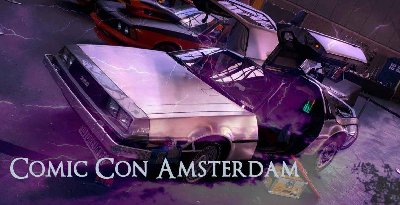 Comic Con Amsterdam 2017