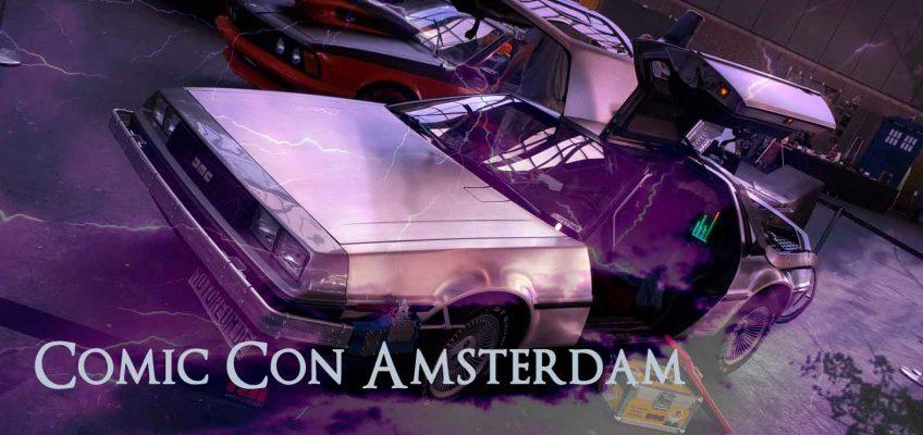 Comic Con Amsterdam 2017 Dizary Patrick Berkhof