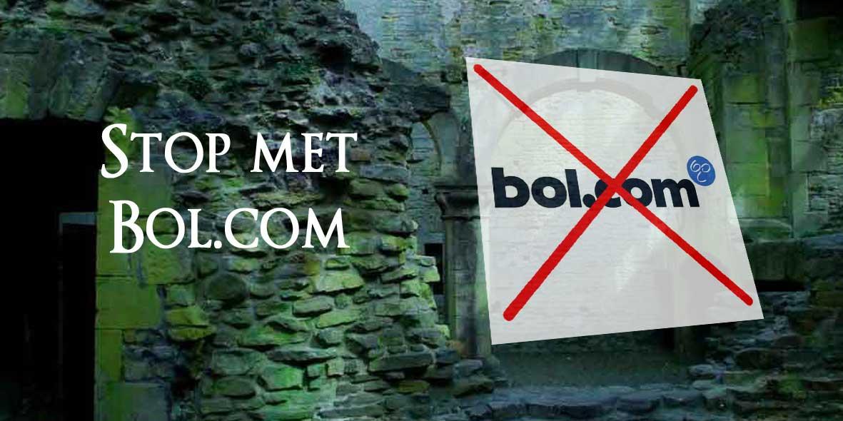 stop met het kopen van boeken op bol.com