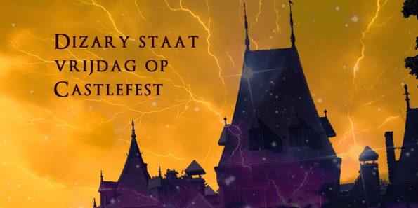 Patrick Berkhof staat op vrijdag 3 augustus op Castlefest bij de keukenhof in Lisse fantasy festival fest