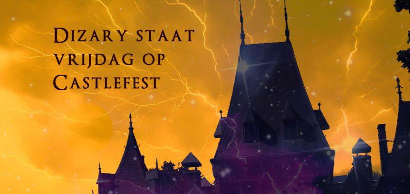 Dizary op Castlefest 2018
