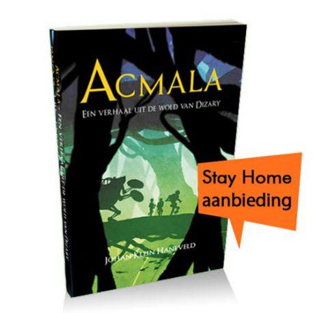 Acmala stay home comic con aanbieding