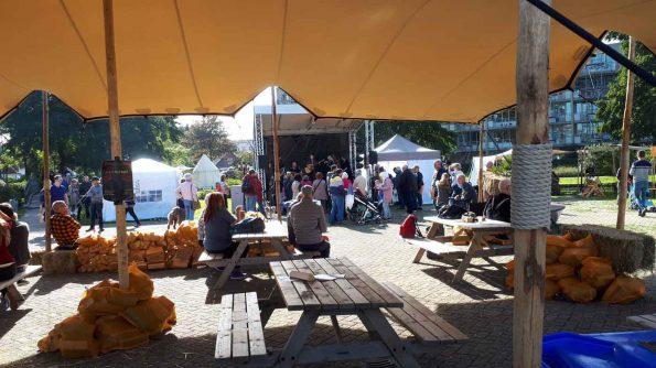 dizary op historisch zoetermeer, patrick berkhof, hilda spruit, acmala