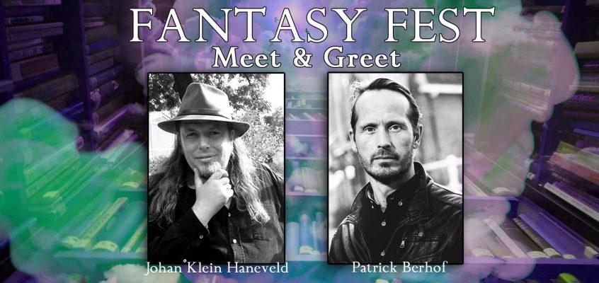 Feestje tijdens Fantasy Fest