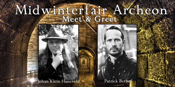 meet and greet, johan klein haneveld, patrick berkhof, acmala, dizary