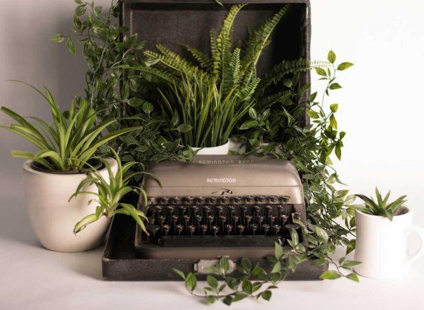 hoe groen schrijf jij eigenlijk? Patrick Kerkhof Dizary