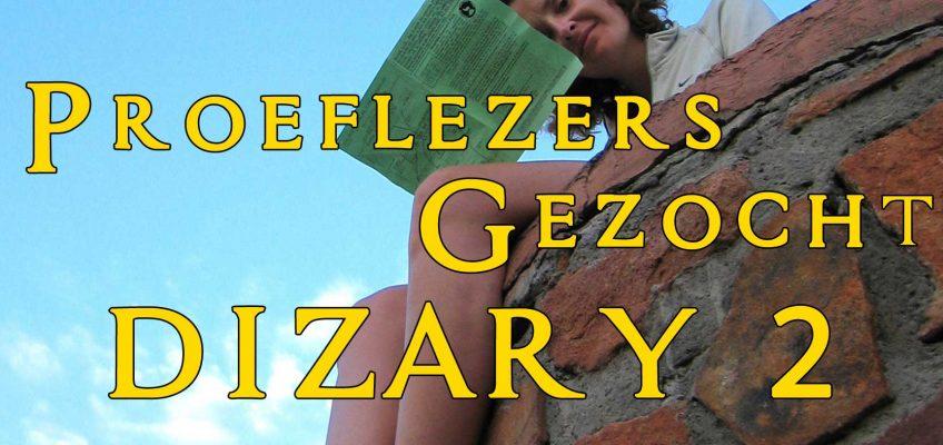 proeflezers dizary 2