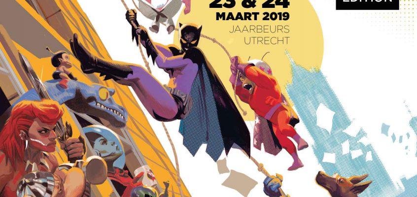 Dizary op de Dutch Comic Con 2019