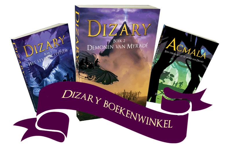 Dizary boekenwinkel