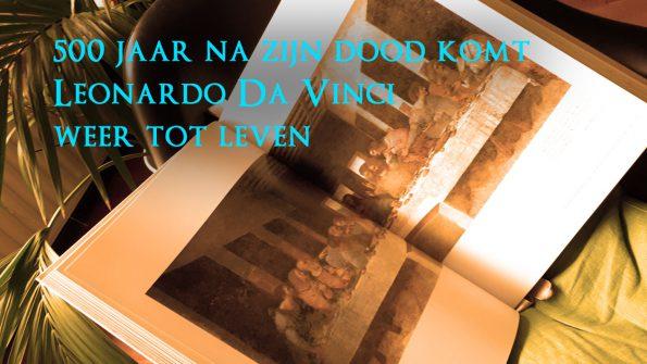 leonardo da vinci lives komt weer tot leven in dizary 2