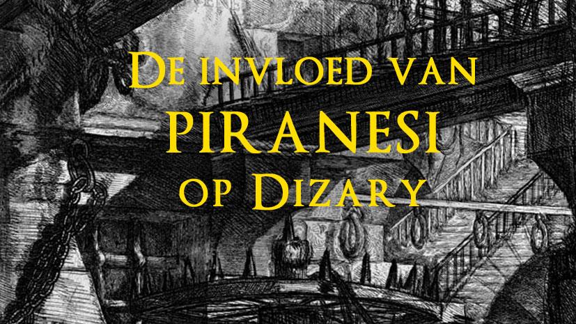 Dankzij het werk van Piranesi kwam Nedorium tot leven