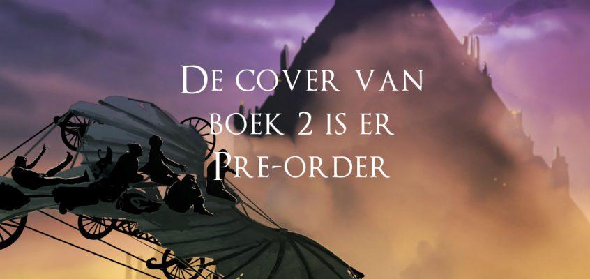 De volledige cover van Dizary boek 2!!!