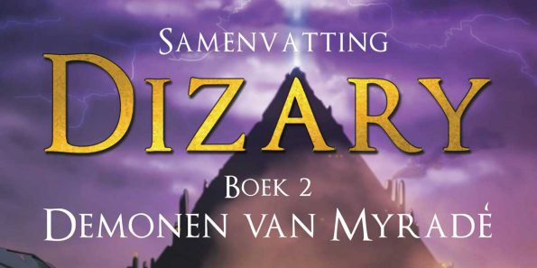 samenvatting synopsis dizary boek 2