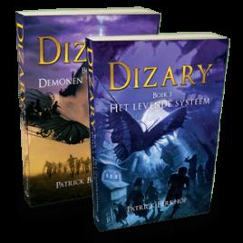 Voordelige leesbundel Dizary boek 1 & 2