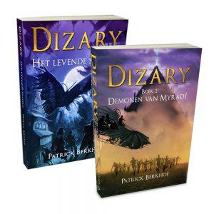 voordeelbundel dizary boek 1 en 2