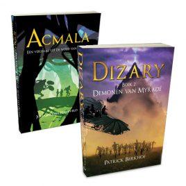 Dizary Demonen van Myradé en Acmala voordeelbundel