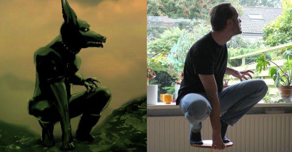 patrick berkhof demonen van myrade myradé