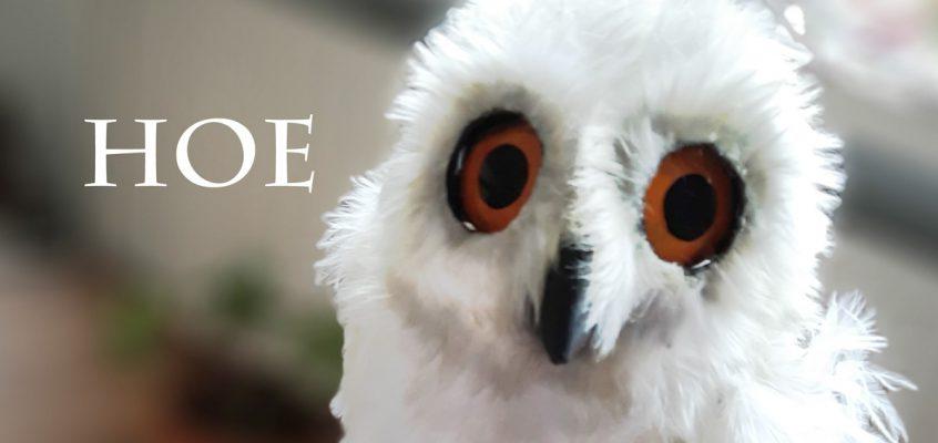 Owl animatronic finished – Pololu example