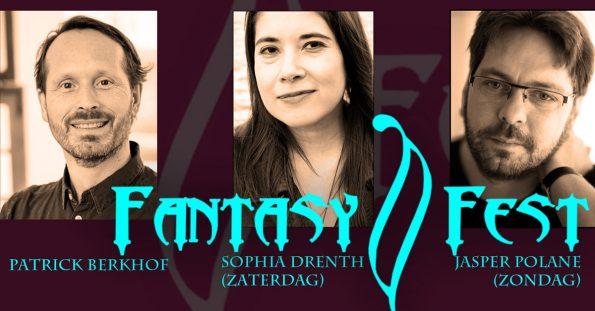 Project Dizary op Fantasy Fest 2020