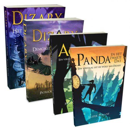 alle boeken van Project Dizary
