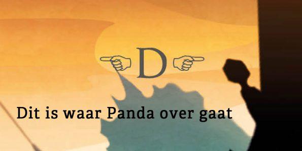 dit is waar Panda over gaat, Jasper Polane