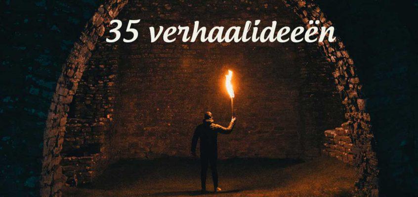 35 verhaal ideeën, inspiratie #4