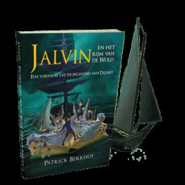 Jalvin en het rijm van de Wold | Patrick Berkhof | Novelle | Paperback