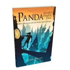Panda en het zwarte Dat Jasper Polane