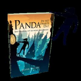 Panda en het zwarte Dat | Jasper Polane | Novelle | Paperback