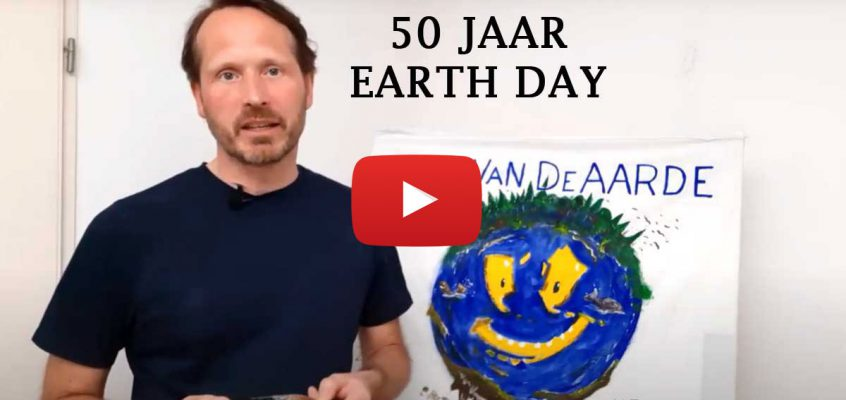50 jaar Earth Day