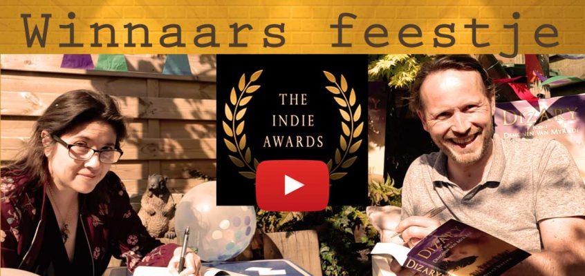 Indie Awards winnaars feestje