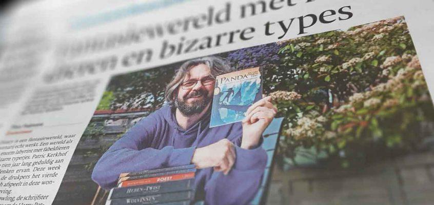 Project Dizary staat weer in het AD
