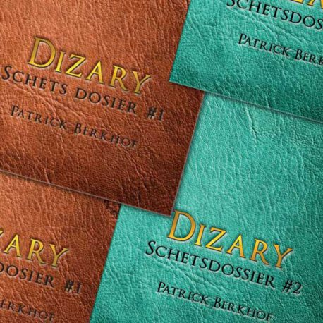 schets dosier dossier, schetsdossier, project dizary, patrick berkhof