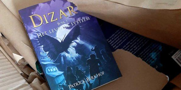 dizary boek 1 - het levende systeem, Patrick Berkhof, herdruk